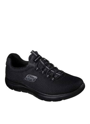 Skechers Skechers 52811 Bbk Summits Lifestyle Ayakkabı Siyah